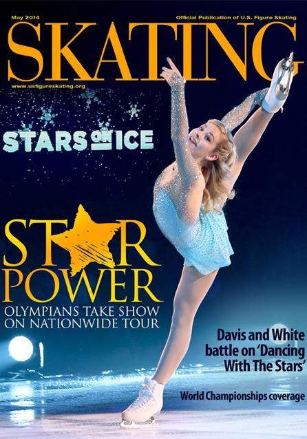 May 2014 SKATING Magazine Cover